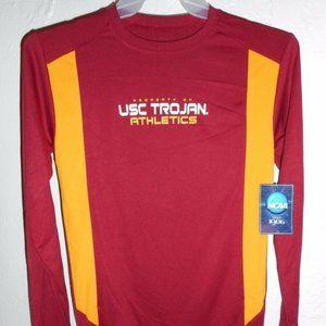 USC Trojans Long Sleeve T-Shirt 2XL NEW